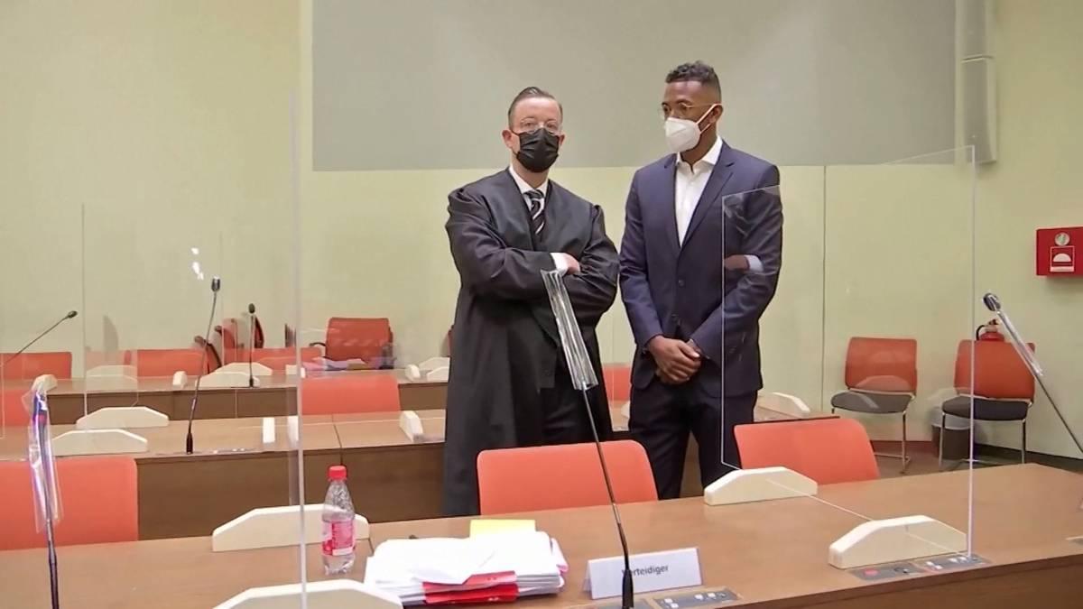 Jerome Boateng musste sich heute vor dem Amtsgericht München verantworten. Der Vorwurf: Gefährliche Körperverletzung an seiner Ex-Freundin. Die Gerichtssprecherin äußerte sich.