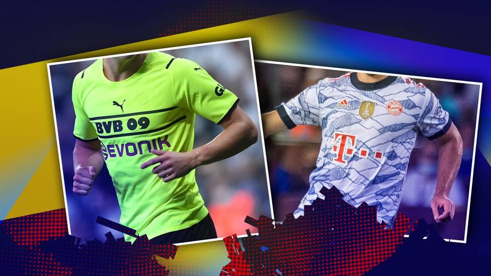 Der BVB sorgt mit seinem Champions-League-Trikot ohne erkennbares Logo für mächtig Unmut. Ist das den Dortmund-Fans zumutbar?