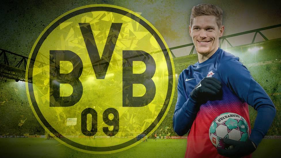Seit Wochen wird Marcel Halstenberg mit einem Wechsel zu Borussia Dortmund in Verbindung gebracht. So ist der aktuelle Stand.