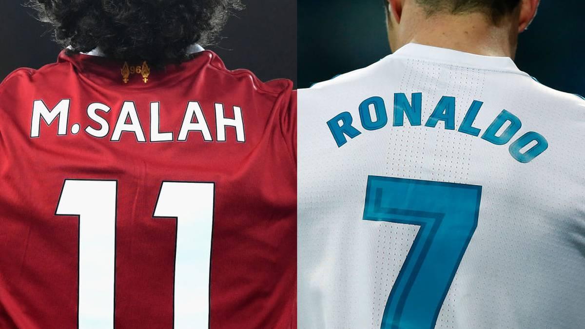 Beim 4:0-Sieg des FC Liverpool über die Wolverhampton Wanderers hat Mo Salah eine Marke von Mohamed Salah von Cristiano Ronaldo geknackt.