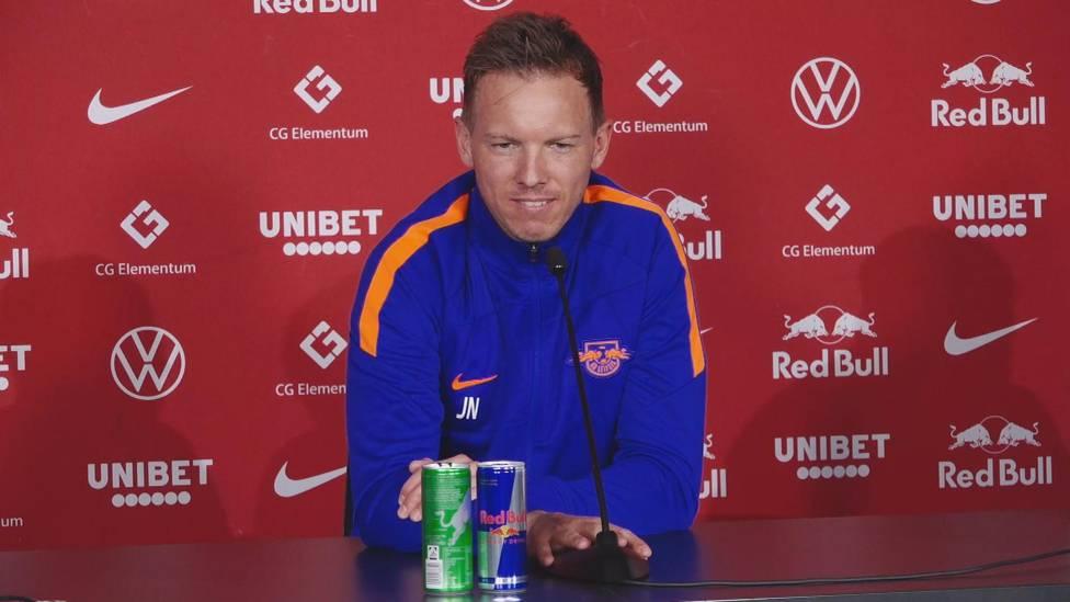 Marcel Sabitzer wechselt zum FC Bayern. Trainer Julian Nagelsmann hatte noch im April gesagt, keine weiteren Spieler nach München holen zu wollen.