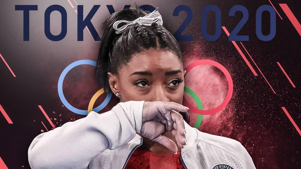 Turn-Superstar Simone Biles steigt aus einem olympischen Wettbewerb aus. Als Grund nennt die US-Amerikanerin mentale Gründe. Ein vorbildlicher Umgang mit dem Problem?