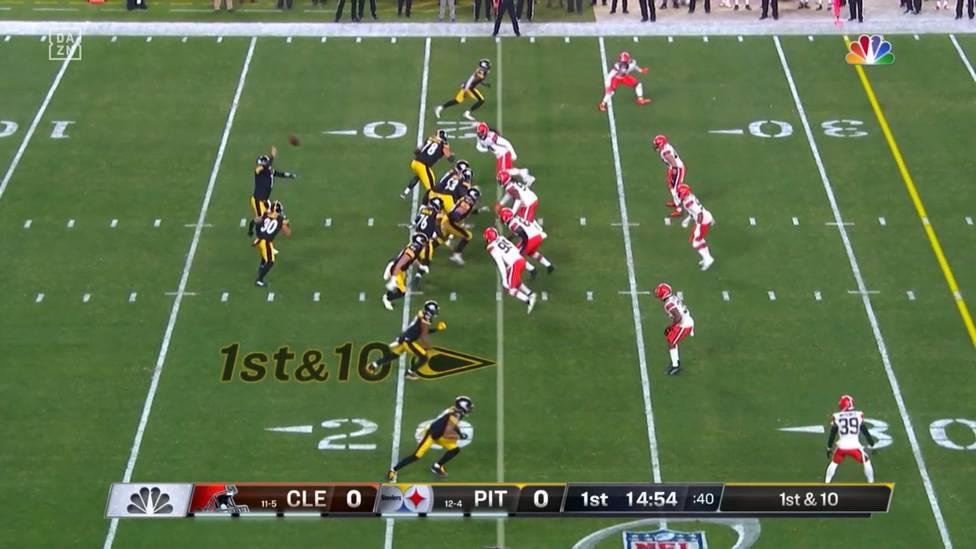 Die Cleveland Browns haben die Pittsburgh Steelers in den Wildcard Playoffs eliminiert und damit eine lange Durststrecke beendet.