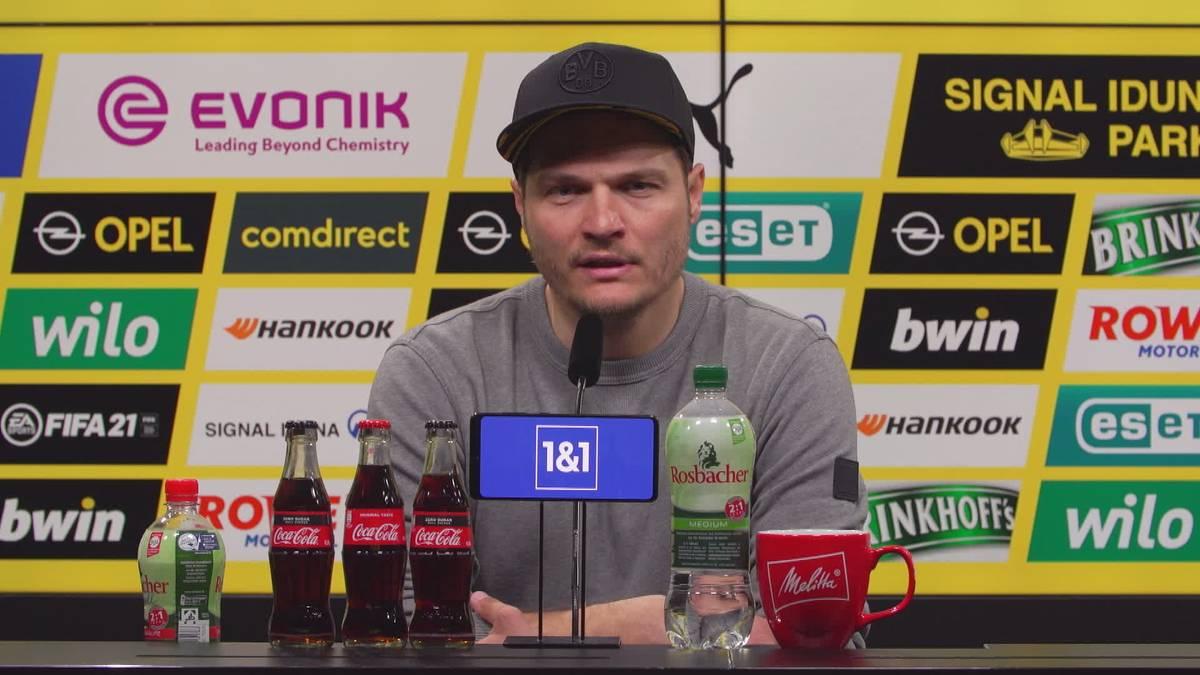 Mats Hummels prangert nach der Pleite gegen Frankfurt technische Probleme in den eigenen Reihen an. BVB-Trainer Edin Terzic nimmt Stellung.