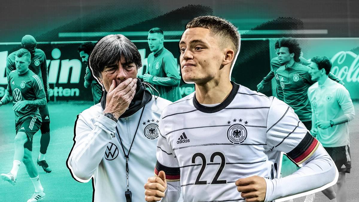 Leverkusens Florian Wirtz schoss die U21 in das EM-Finale. Ein Fingerzeig Richtung A-Nationalmannschaft? Bereits bei der Euro in diesem Jahr hatte er sich Chancen ausgerechnet.