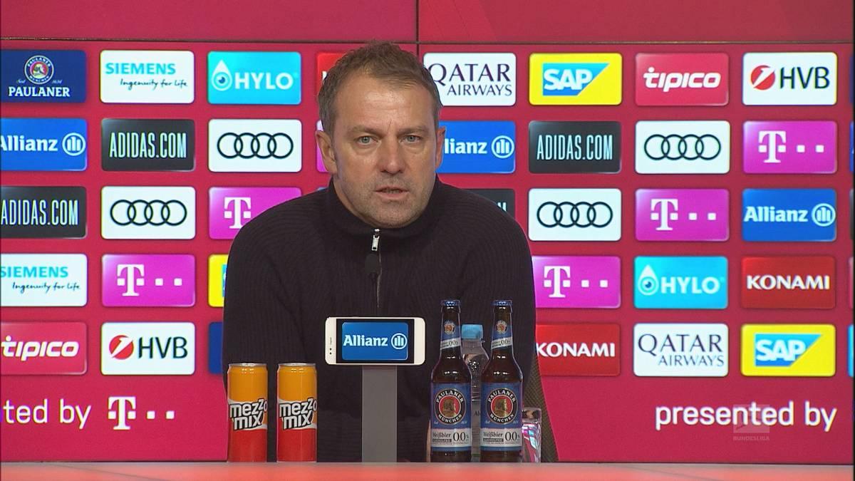 Douglas Costa und Bouna Sarr haben es gegen Freiburg nicht in den Kader geschafft. Bayern-Coach Hansi Flick verrät den Grund.