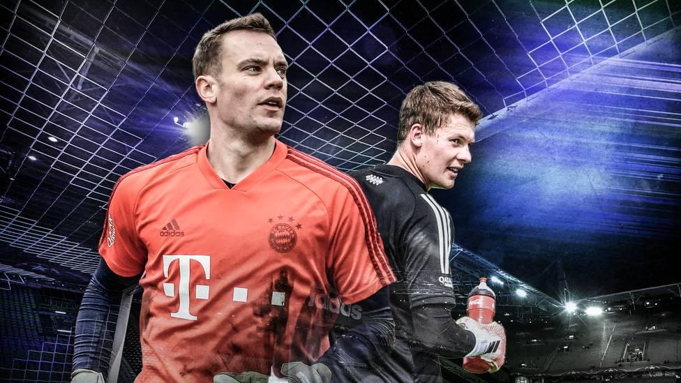 Manuel Neuer möchte seinen Vertrag beim FC Bayern verlängern. Damit scheint eine Zukunft von Alexander Nübel als Nummer 1 beim Rekordmeister immer unwahrscheinlicher zu sein.