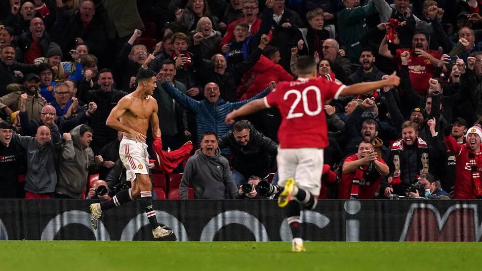Cristiano Ronaldo ist einmal mehr der entscheidende Mann für Manchester United. Doch verdeckt CR7 Uniteds große Defensivproblematik?