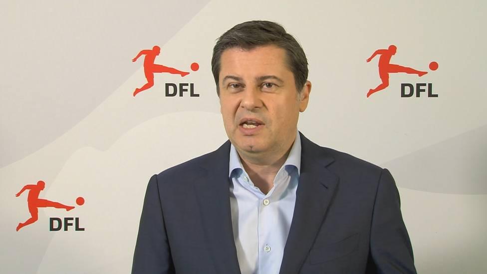 Die mögliche Wiederaufnahme des Spielbetriebs droht durch Ultra-Gruppierungen torpediert zu werden. DFL-Boss Christian Seifert im SPORT1-Interview bezieht Stellung.