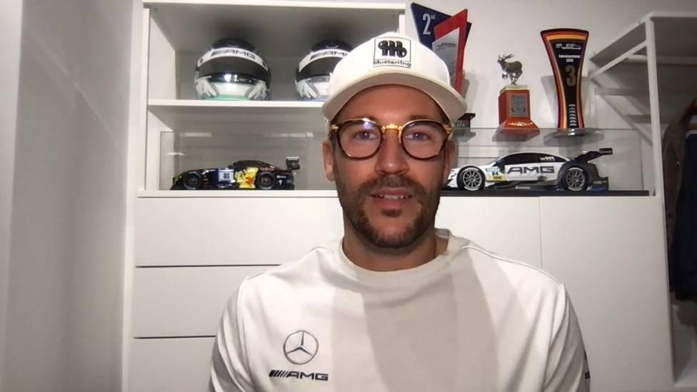 Im AvD Motor & Sport Magazin spricht DTM-Rennfahrer Maximilian Götz über den Charakter und die Einstellung von seinem ehemaligen Teamkollegen Sebastian Vettel