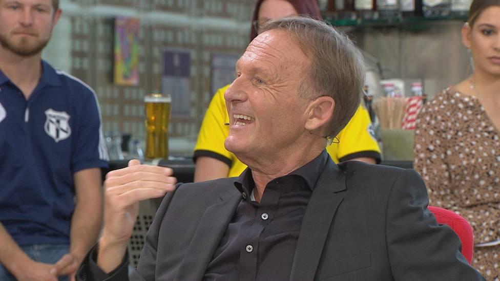Borussia Dortmunds Geschäftsführer geht beim Thema Erling Haaland und seiner potenziellen Ausstiegsklausel im STAHLWERK Doppelpass aus dem Sattel.