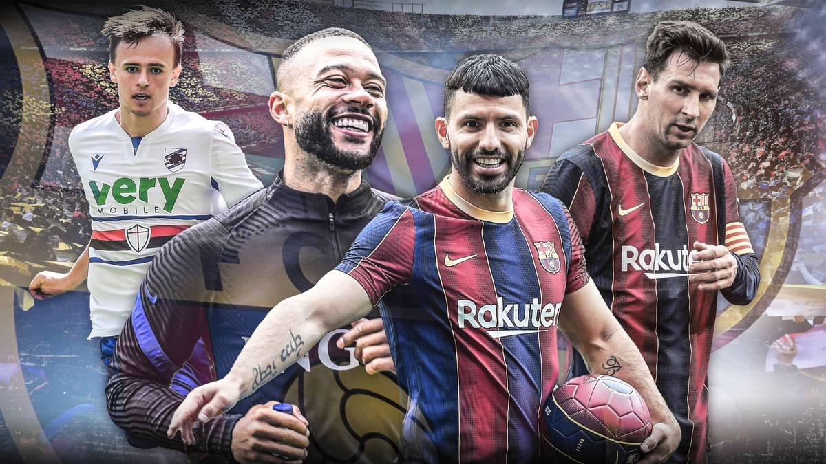 Zwei hochkarätige Neuzugänge sind schon fix beim FC Barcelona, weitere könnten noch hinzukommen. Nach einer mehr als enttäuschenden Saison gehen die Katalanen in die Transfer-Offensive.