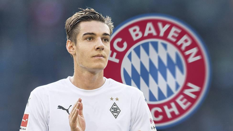 Der FC Bayern ist an Florian Neuhaus von Borussia Mönchengladbach interessiert. Allerdings könnte dieser Transfer an einem entscheidenden Punkt scheitern.