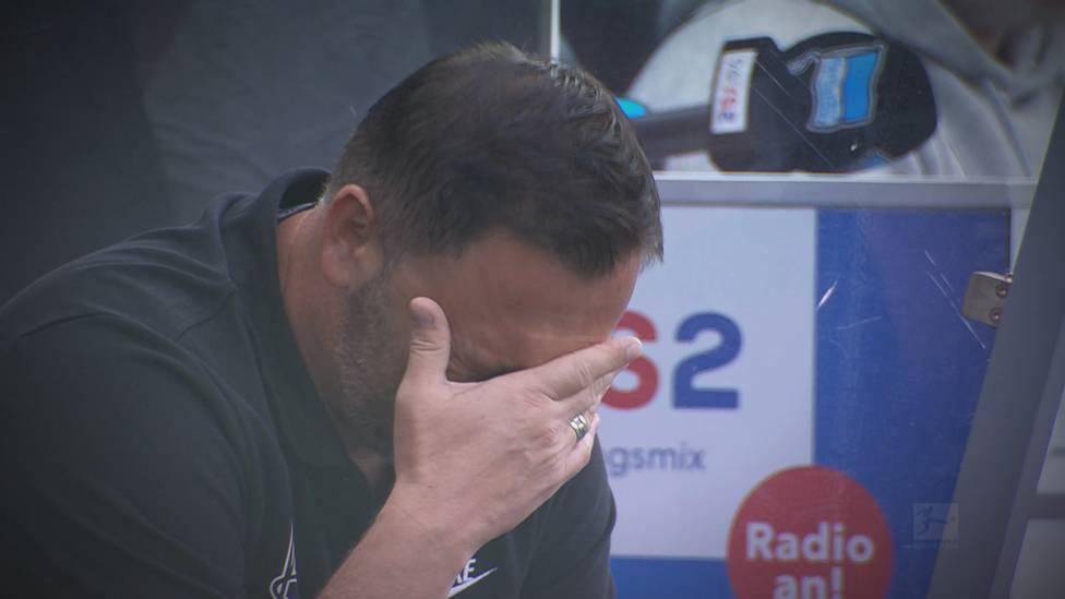 Hertha BSC kommt weiter nicht vom Fleck. Wie sehr wackelt der Stuhl von Pal Dardai?