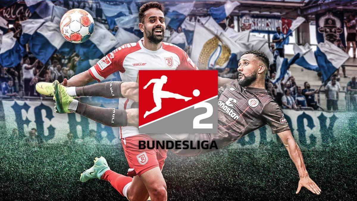 Traumtore, Paraden, Traum-Solo - der erste Spieltag der 2. Bundesliga hatte bereits einige Highlights im Gepäck und macht Spaß auf mehr.