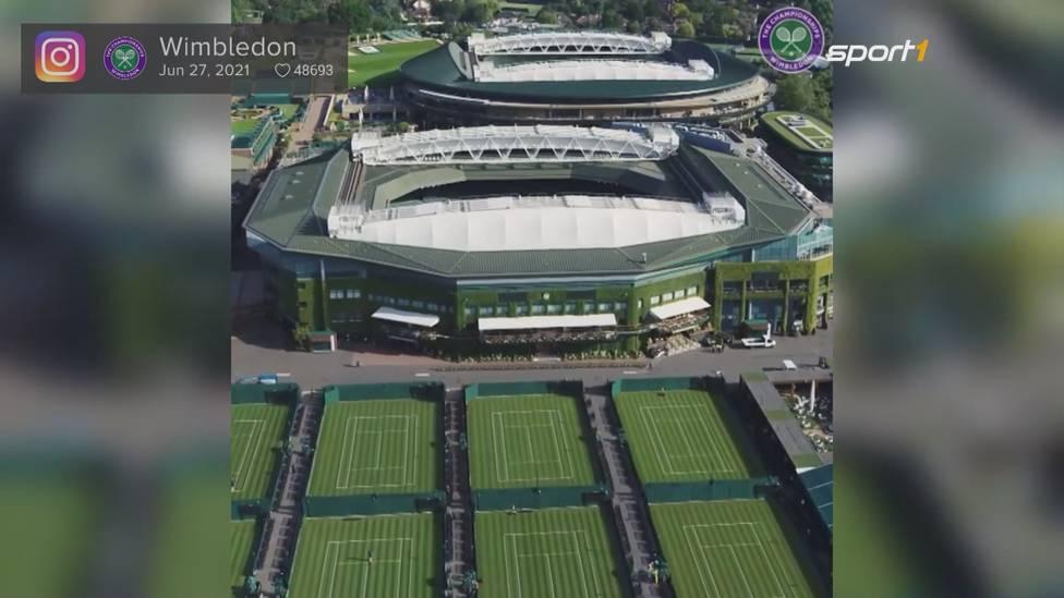 Vom 28. Juni bis zum 11. Juli findet in Wimbledon das dritte und wohl wichtigste Grand-Slam-Turnier des Jahres statt. Alle wichtigen Infos zum Kult-Turnier.