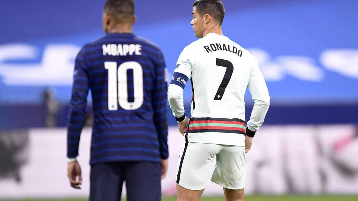 Europas Top-Torjäger geben sich bei der EM 2021 die Ehre. Mit dabei: Ein Weltfußballer, ein Weltmeister und ein EM-Rekordtorjäger. SPORT1 zeigt, wer die besten Knipser der Europameisterschaft sind.