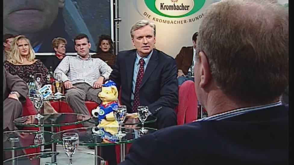 Rudi Brückner ist zurück als Moderator des STAHLWERK Doppelpass. Am Sonntag wird er für den erkrankten Florian König durch den Fußballtalk führen. Unter seiner Leitung entstanden einige heiße Diskussion und zahlreiche Kult-Momente.