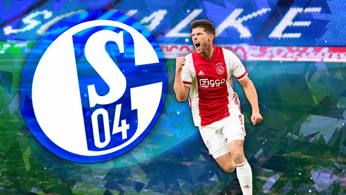 Klaas-Jan Huntelaar wechselt von Ajax Amsterdam zum FC Schalke. Direkt mitwirken kann er im Spiel gegen Köln am Mittwoch aber noch nicht.