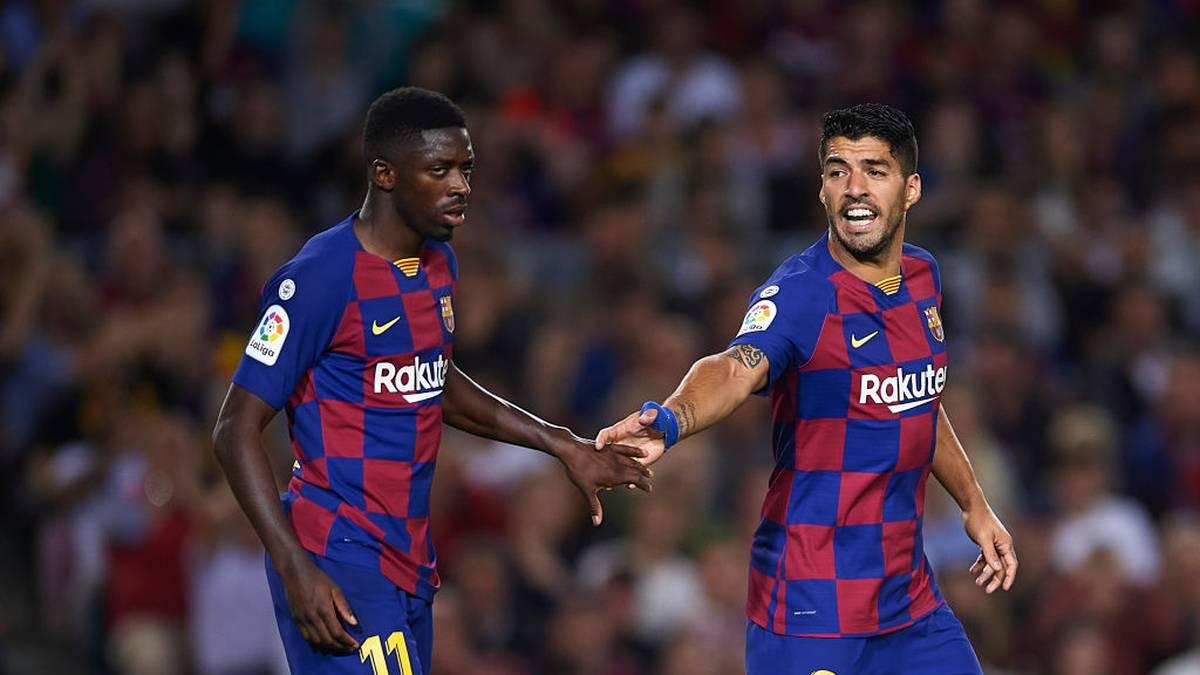 Borussia Dortmund hat klargestellt, dass Jadon Sancho 120 Millionen Euro kostet, wohl zu viel für United. Angeblich hat Manchester deshalb seine Fühler nach Ousmane Dembélé ausgestreckt.