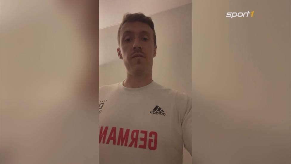 Beim Testspiel zwischen der DFB-Elf und Honduras kommt es zu rassistischen Äußerungen gegenüber Jordan Torunarigha. Max Kruse äußert sich zum Skandal.