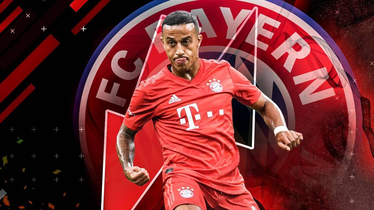 Bayerns Thiago steht angeblich kurz vor einem Wechsel zum FC Liverpool. Beschlossene Sache ist der Transfer laut Florian Plettenberg, Chefreporter SPORT1 Digital, aber noch lange nicht. Der Poker könnte wohl noch länger ein Thema sein.