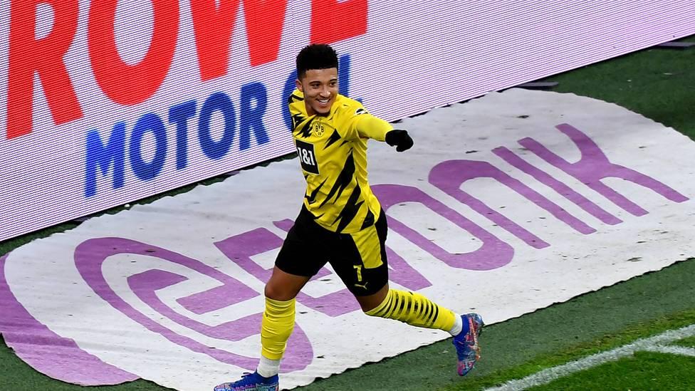Seit der Anstellung von Edin Terzic als BVB-Trainer spielt Jadon Sancho befreit auf. Bleibt der Engländer jetzt doch in Dortmund?