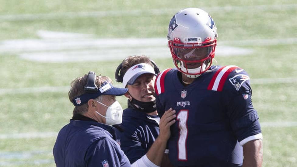 Nach dem Abgang von Spielmacher Tom Brady gab es einige Änderungen bei den Patriots. Der Headcoach erklärt den neuen Spielstil mit Cam Newton.