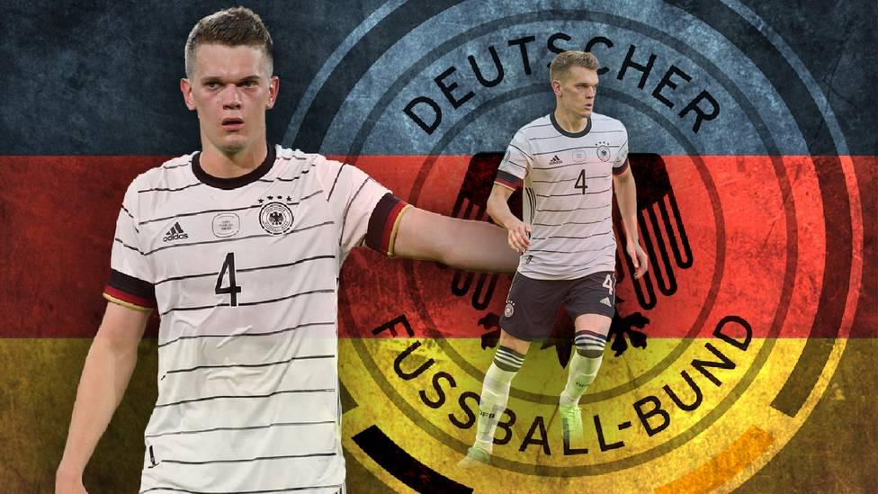 Matthias Ginter fliegt bei der deutschen Nationalmannschaft immer wieder unter dem Radar, dabei ist er besonders wichtig für die DFB-Elf. Das zeigt auch ein Blick auf seine Zahlen...