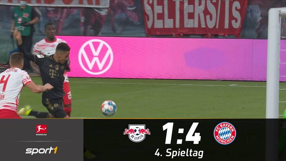 Julian Nagelsmann und viele weitere Ex-Leipziger kehren erstmals an ihre alte Wirkungsstätte zurück. Der Empfang läuft wie erwartet nicht herzlich ab - sportlich gibt sich der FC Bayern aber keine Blöße.