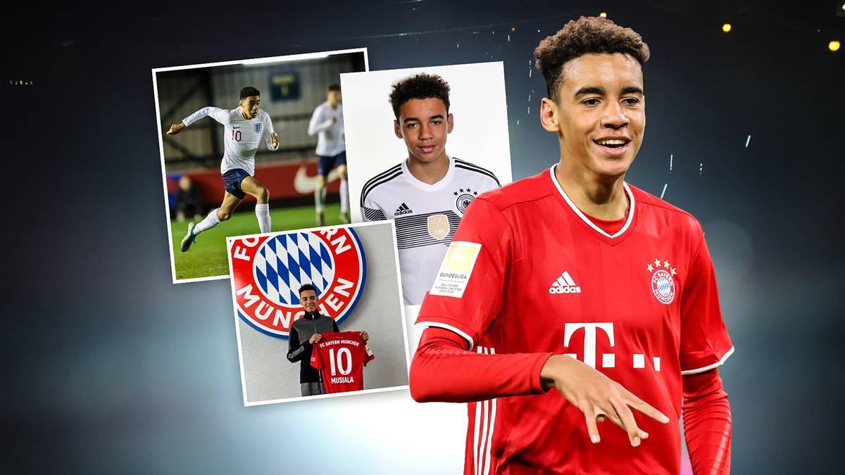 Jamal Musiala hat sich zum jüngsten Torschützen des FC Bayern in der Bundesliga gemacht. Coach Hansi Flick verrät, wie er mit dem Talent plant.