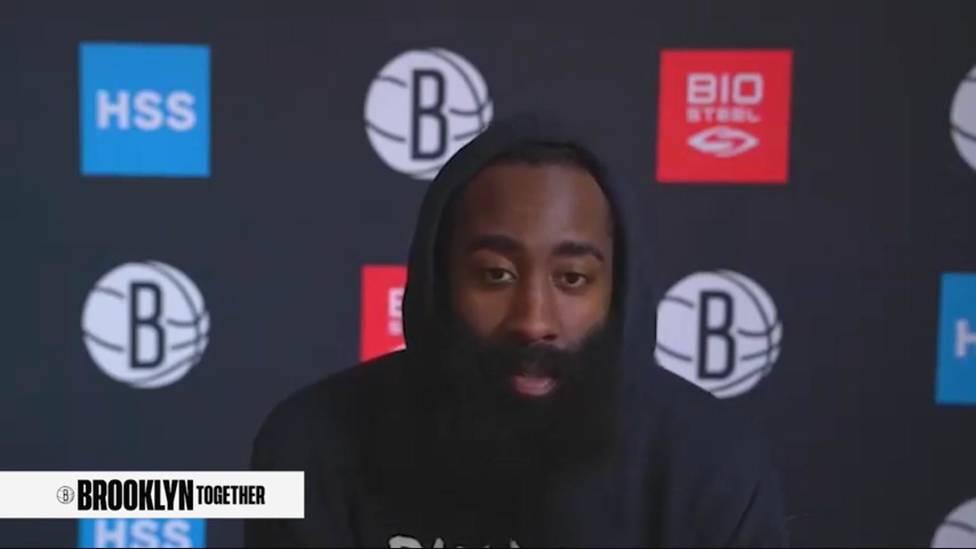 Nach dem Mega-Trade von den Houston Rockets zu den Brooklyn Nets äußert sich James Harden erstmals zu dem Blockbuster-Wechsel und erklärt, warum er nicht respektlos agiert hat.