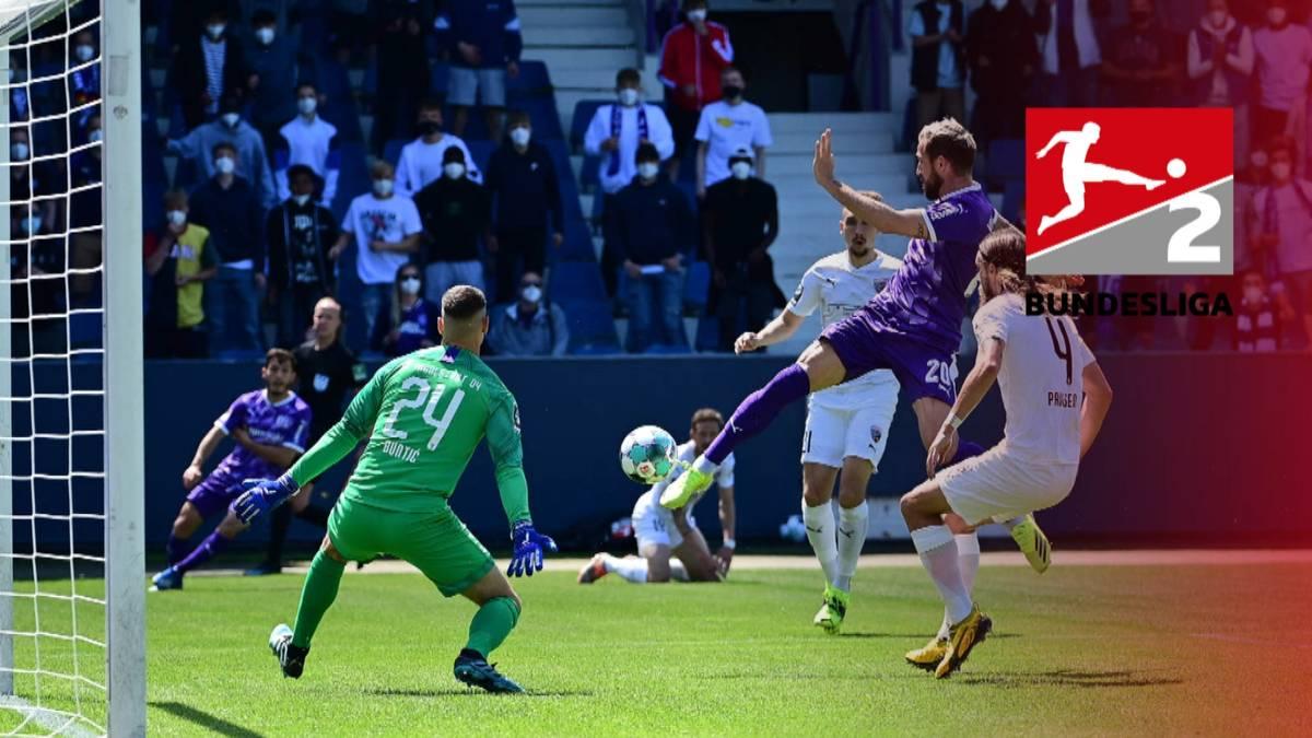 Der FC Ingolstadt ging mit einem 3:0-Polster ins Relegations-Rückspiel. Doch der VfL Osnabrück gab vor heimischem Publikum nochmal Vollgas, um in der Zweiten Liga zu bleiben.