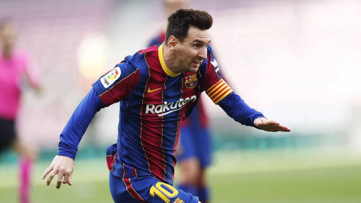 Lionel Messis Vertrag ist am 30. Juni ausgelaufen. eine Verlängerung mit dem FC Barcelona wurde noch nicht verkündet. Das ruft einen Top-Klub auf den Plan.