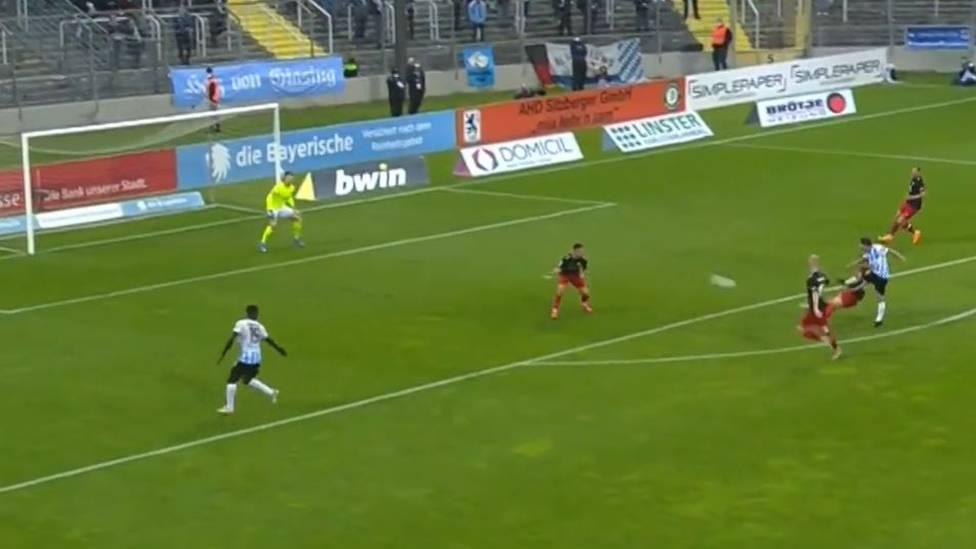 Der TSV 1860 München hat eine Reaktion auf die 0:3-Pleite in Kaiserslautern gezeigt. Gegen Viktoria Köln bejubelten die Löwen am Ende einen verdienten 3:0-Erfolg.