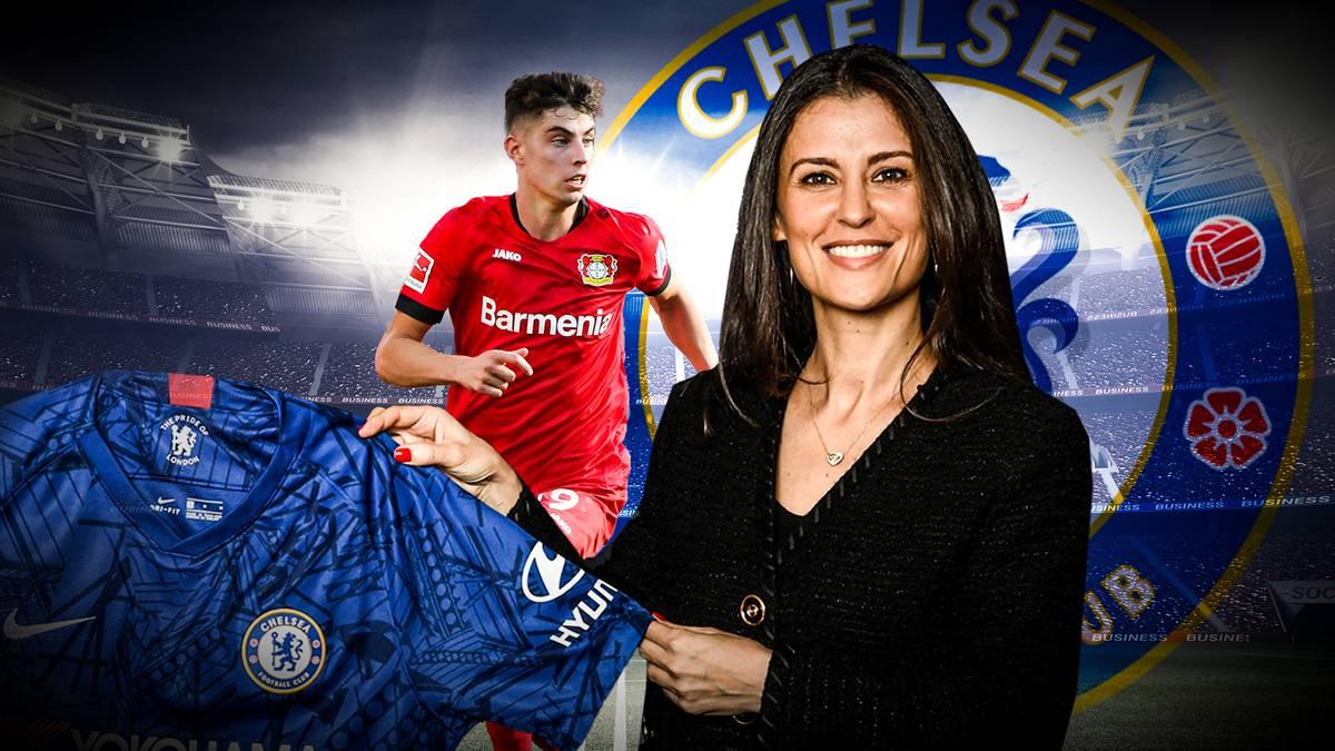 Marina Granovskaia ist bei Chelsea für Transfers zuständig und für ihre Verhandlungskünste berüchtigt. Jetzt will sie sich Kai Havertz schnappen.