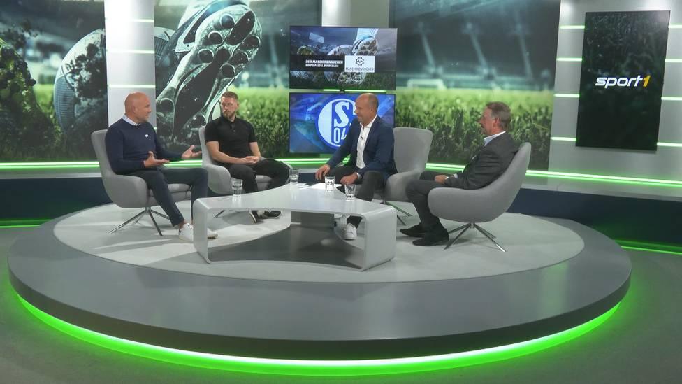 Sendung verpasst? Der Maschinensucher Doppelpass 2. Bundesliga mit Schalkes Sportdirektor Rouven Schröder und  Ex-Profi Aaron Hunt.