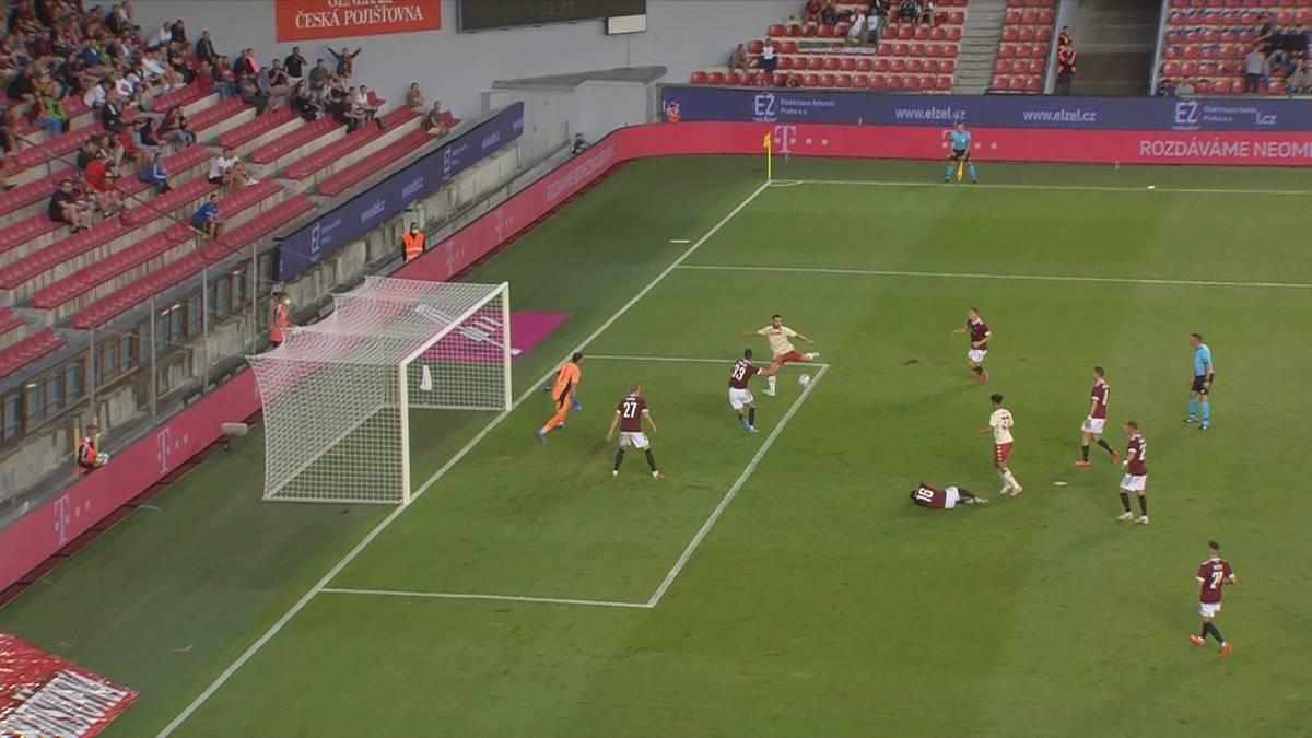 AS Monaco feiert einen 2:0-Erfolg gegen Sparta Prag. Überschattet wurde das Spiel durch rassistische Beleidigungen gegenüber Monacos Torschützen Aurelien Tchouameni.