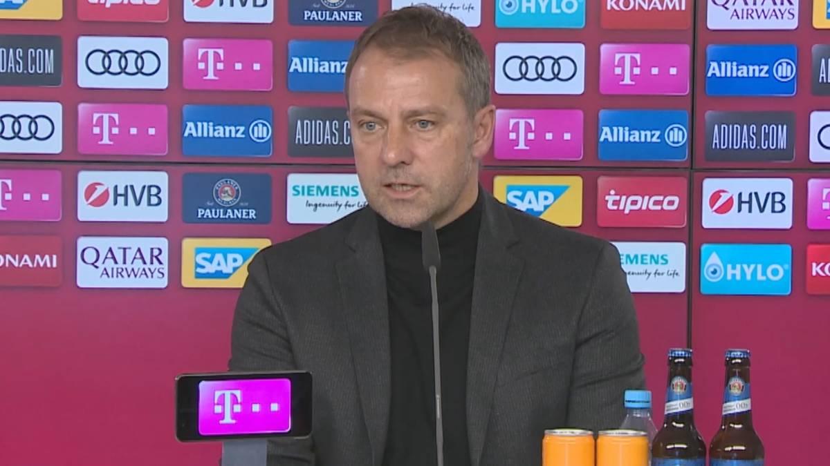 Die spanische Zeitung Marca berichtet von einem fasten fixen Wechsel von David Alaba zu Real Madrid. Bayern-Coach Hansi Flick bezieht Stellung.