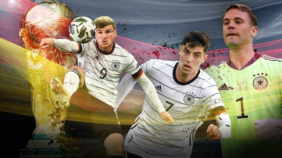 Manuel Neuer und Kai Havertz überraschten mit ihren Aussagen, dass der WM-Titel das Ziel des DFB-Teams wäre - gerade nach der enttäuschenden EM. Sind die Titel-Ansagen clever oder vermessen?