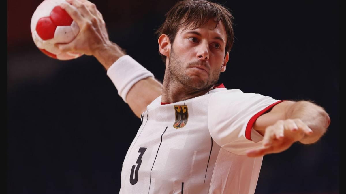 Zweites Spiel, erster Sieg: Die deutschen Handballer haben einen ersten Schritt in Richtung olympisches Viertelfinale gemacht. Kapitän Uwe Gensheimer sorgt dabei für Wirbel.