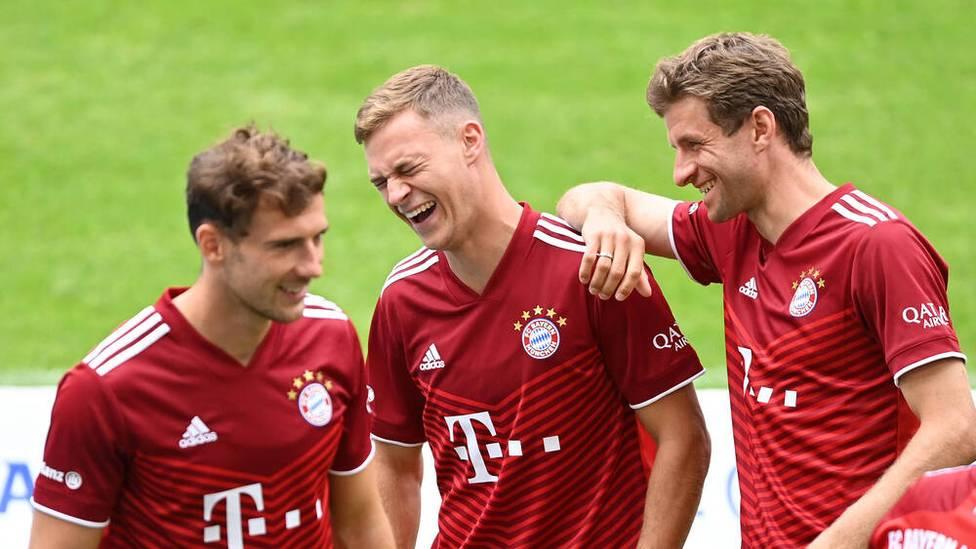 Nach dem ablösefreien Abgang von David Alaba, verlängert Bayern den Vertrag von Joshua Kimmich wohl frühzeitig. Das hat aber auch Folgen für das Gehaltsgefüge beim Rekordmeister.