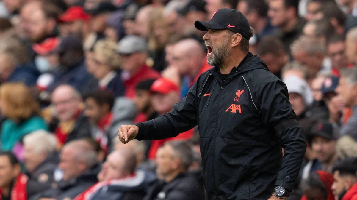 Liverpool-Trainer Jürgen Klopp war mit der Leistung des Schiedsrichters trotz des 2:0-Siegs erneut nicht zufrieden. Der Deutsche erklärt, warum die Premier League einen Fehler macht.