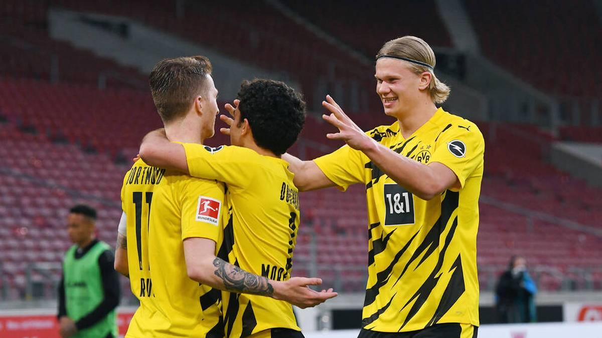 Borussia Dortmund ist der letzte deutsche Verein in der Champions League. Wie kann der BVB die Sensation gegen Manchester City schaffen?