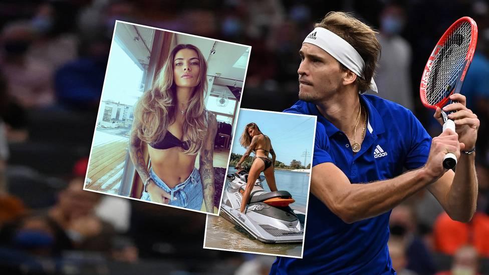 Sophia Thomalla hat sich nach der gescheiterten Liebe mit Fußballer Loris Karius wohl wieder in eine Sportstar verguckt. Allerdings in einen Tennis-Star