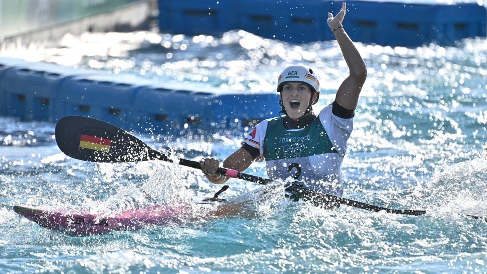 Ricarda Funk fuhr bei den olympischen Spielen von Tokio in einem sensationellen Wettkampf zur Goldmedaille. Nun wird die Olympiasiegerin genauer vorgestellt.