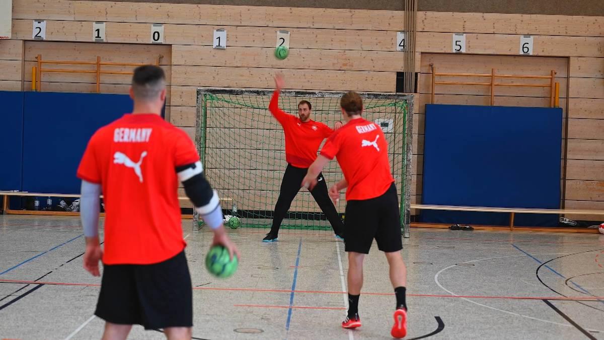 Beim letzten Test vor Olympia ist das DHB-Team noch einmal gefordert. Das Drei-Nationen-Turnier aus Nürnberg gibt es das Wochenende über LIVE auf SPORT1 zu sehen.