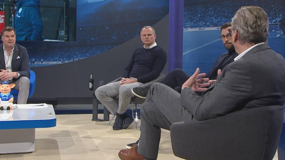 Jochen Schneider nimmt im Doppelpass Stellung zur prekären Situation auf Schalke. SPORT1 Experte Alfred Draxler fühlt dem Sportvorstand der Königsblauen auf den Zahn.