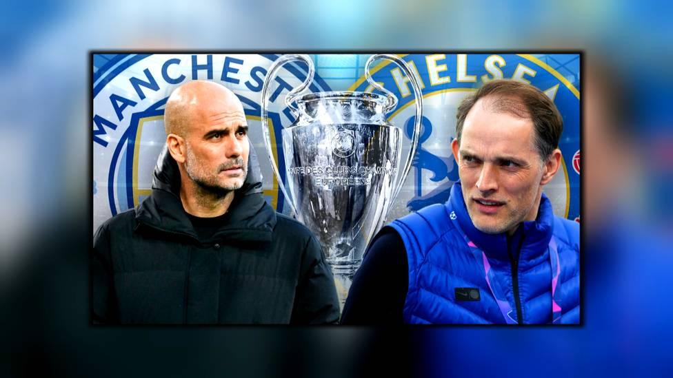 Manchester City und der FC Chelsea treffen sich zum Final-Kracher in Porto. Mit dabei sind gleich vier deutsche Nationalspieler - und sich prügelnde Fans aus beiden Lagern.