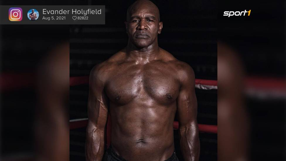 Box-Legende Evander Holyfield steht vor seinem Comeback. Der 58-Jährige wird nach über zehn Jahren wieder einen Profi-Kampf absolvieren.